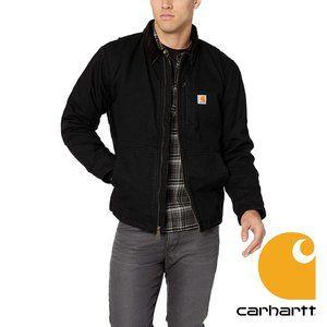 Carhartt Men's Full Swing Armstrong Jacket, Black